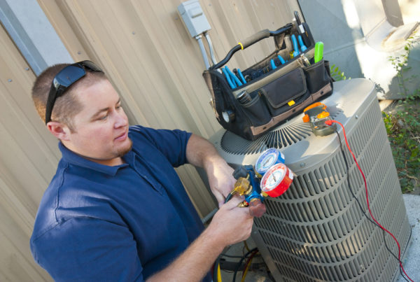 hvac services manvel texas
